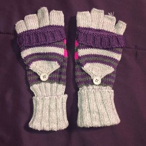 Convertible gloves/mittens